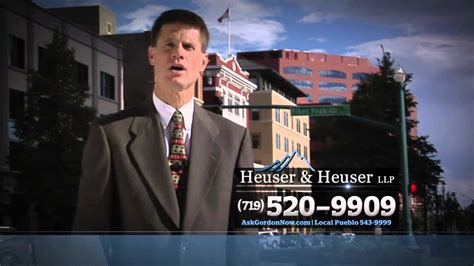 Auto Attorney Colorado Springs by Car Attorney Colorado Springs Heuser Heuser