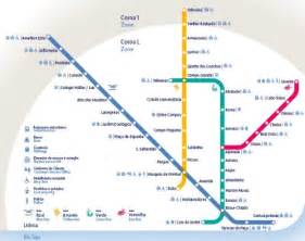 Lisbon Subway Map by Lisbon Subway Map Metro Map