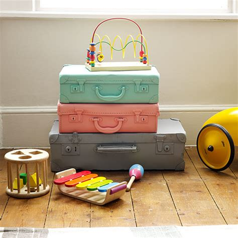 spray painting luggage homes budget front room makeover in pictures