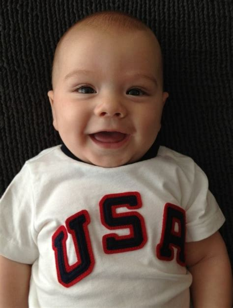 Tom The Baby by Jared Padalecki Posts Photo Of Baby In Olympics