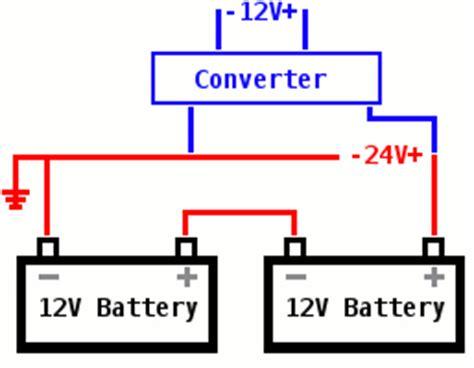 24v to 12v using resistor dave s conversion 12v on 24v converters 24v to 12v conversion