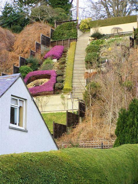 steep backyard steep garden steep gardens steep backyard and garden ideas