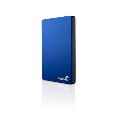 Exclusive Hardisk External Seagate Back Up Plus Slim 2 Tb Silver Stdr2 seagate backup plus slim 2tb external drive blue