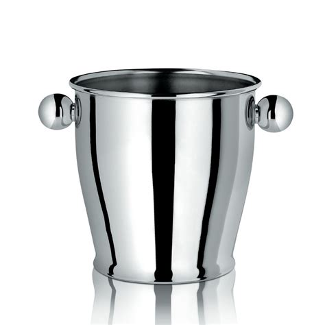 Chrome Dining Room Sets by Alessi Ice Bucket At Amara