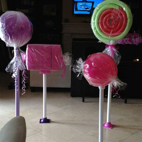 Size Decorations by Size Props Vanellope Birthday