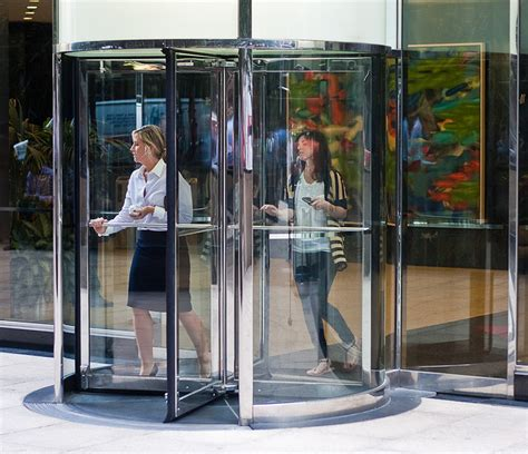 Revolving Door Definition 389 going through a revolving door without to push
