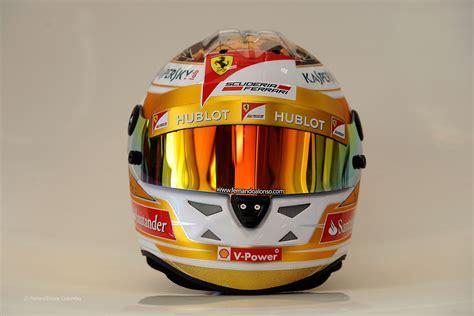helmet design changes fernando alonso helmet ferrari monaco 2013 183 f1 fanatic
