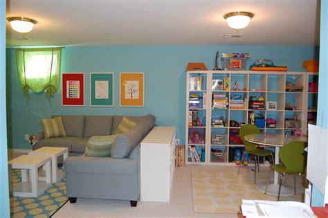 and functional family playroom a decorator s journey