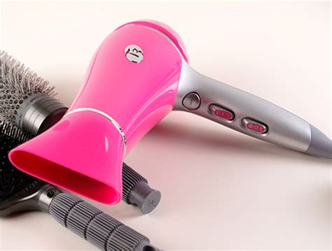 Hair Dryer T3 Reviews t3 featherweight 2 hair dryer in pink