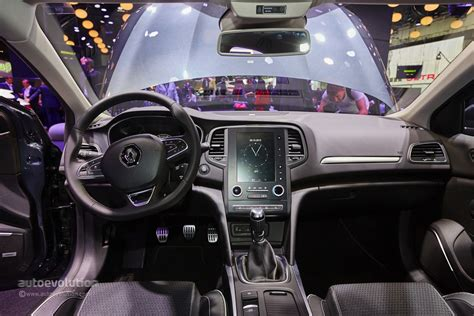 renault talisman estate interior hybrid renault megane confirmed for 2017 with dci diesel