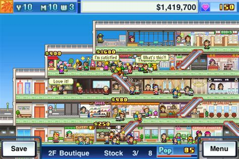 best layout mega mall story the best ipad iphone games of 2011