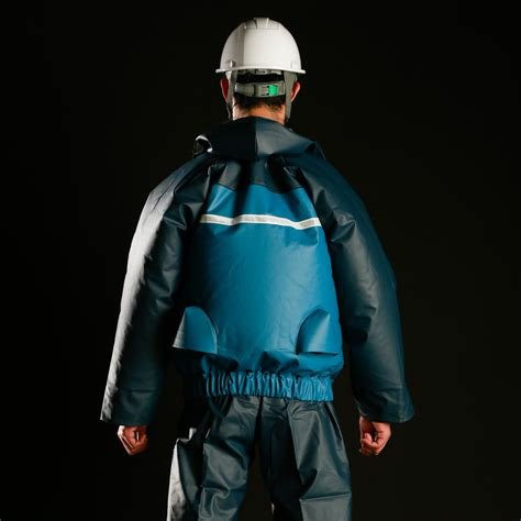 Air Conditioned Clothing Cool And Lame At The Same Time by Air Conditioned Jacket The Green