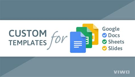 Custom Templates slides vs powerpoint for presentations