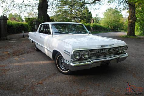 chevrolet sports sedan 1963 chevrolet impala sports sedan