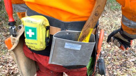 tool belt setup best tool belt setup for logging