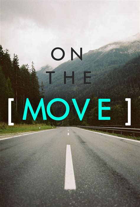 Move And by On The Move Images