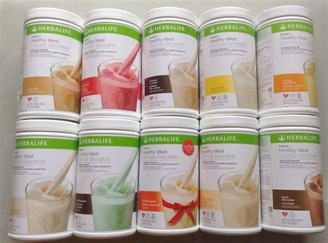 Teh Diet Herbalife the struggle is real which herbalife formula 1 meal replacement flavor to so many choices