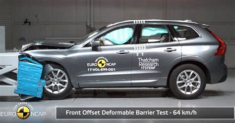volvo suv safety rating 2017 volvo xc60 gets five safety ratings in ncap