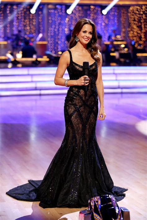 dancing with the stars brooke burke charvet to be replaced by erin brooke burke charvet co host dancing with the stars