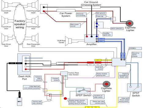 clarion cd player wiring diagram clarion m309 wiring
