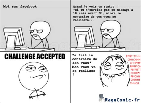 challenge traduction cat 233 gorie challenge accepted page 12 de 18 rage comics