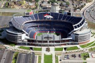 Invesco Field At Mile High Denver Photograph By Bill Cobb
