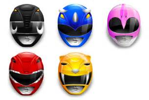 power rangers icons pack free download free power rangers ico png icons