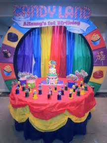 Candy candyland candy land birthday party ideas photo 1 of 17
