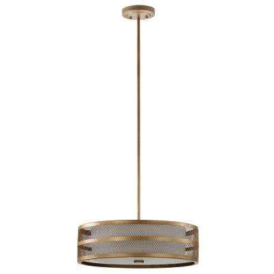 Home Depot Drum Light by Gold Drum Pendant Lights Hanging Lights The Home Depot
