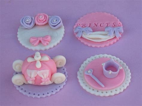 princess fondant cupcakes www pixshark images galleries with a bite