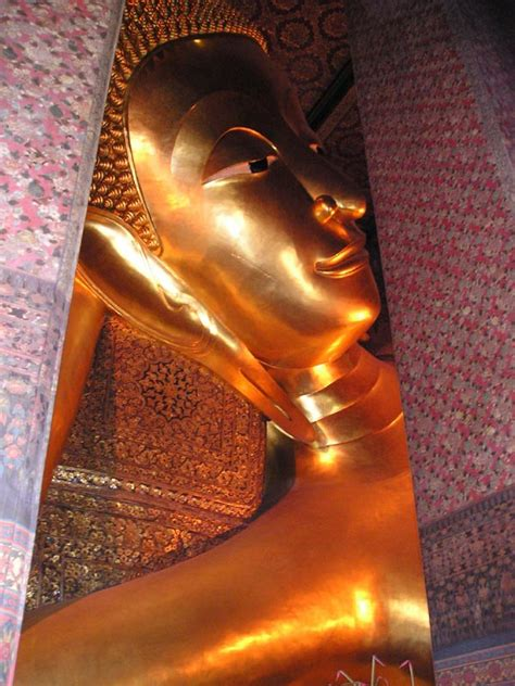 temple of the reclining buddha wat pho temple of the reclining buddha wat pho in bangkok thailand