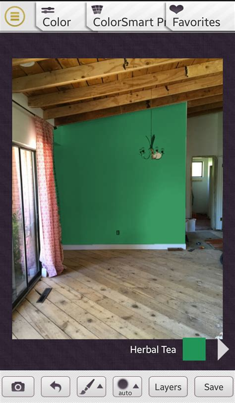 room color app remodelaholic free diy mobile apps to test paint colors using your room photos