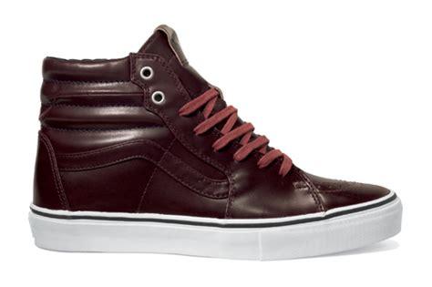 Sepatu Vans Slip Denim 03 koleksi musim gugur 2011 sepatu kulit vans vault flagig
