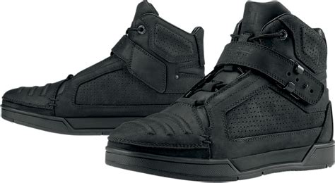 low top motorcycle shoes icon mens 1000 truant boots motorcycle shoes