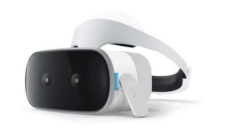 Lenovo Q2 google s worldsense vr headset the lenovo mirage