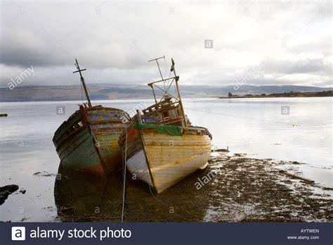 free abandoned boats uk wrecked abandoned boats salen isle of mull argyll