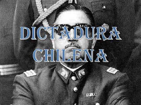 la dictadura de gnero 8415338813 dictadura chilena