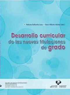 Modelo Curriculum Upv Servicio Editorial De La Universidad Pa 237 S Vasco Upv Ehu
