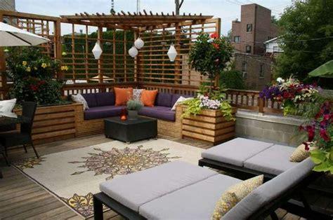 attrezzare un terrazzo come attrezzare un terrazzo creare un giardino sul