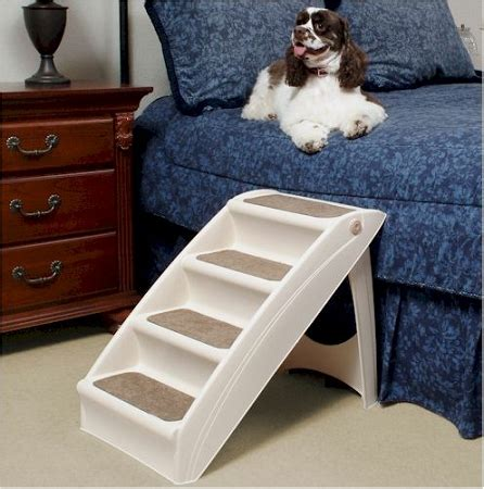 dog bed steps pup step plus dog steps