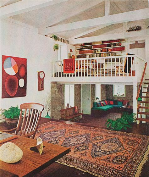 1970s Home Decor 1970s Magazine Inspiration In The Midwest