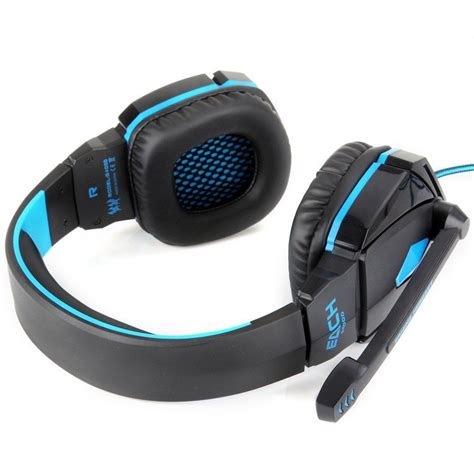 Headset Each G4000 each g4000 gaming headset usb 3 5mm surround stereo