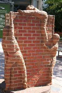 bricks for backyard diy ideas for creating cool garden or yard brick projects