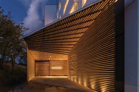 hotel toya  kengo kuma associates architect magazine