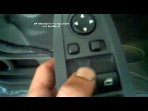 resetting window bmw bmw electrical problems windows will not raise or lower