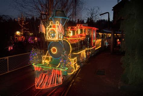 zoo lights near me holiday happenings around oregon portland monthly
