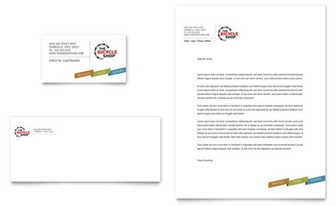 Rent A Letterhead Bike Rentals Mountain Biking Business Card Letterhead Template Design