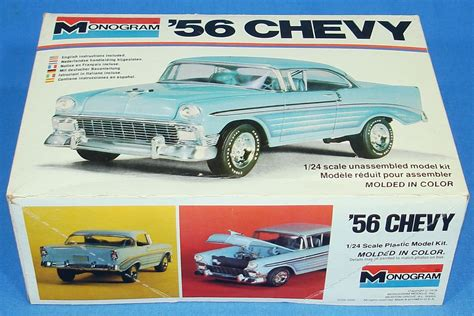 Modellbausatz Auto by Revell Plastic Model Kits Scale Model Kits Vintage Party