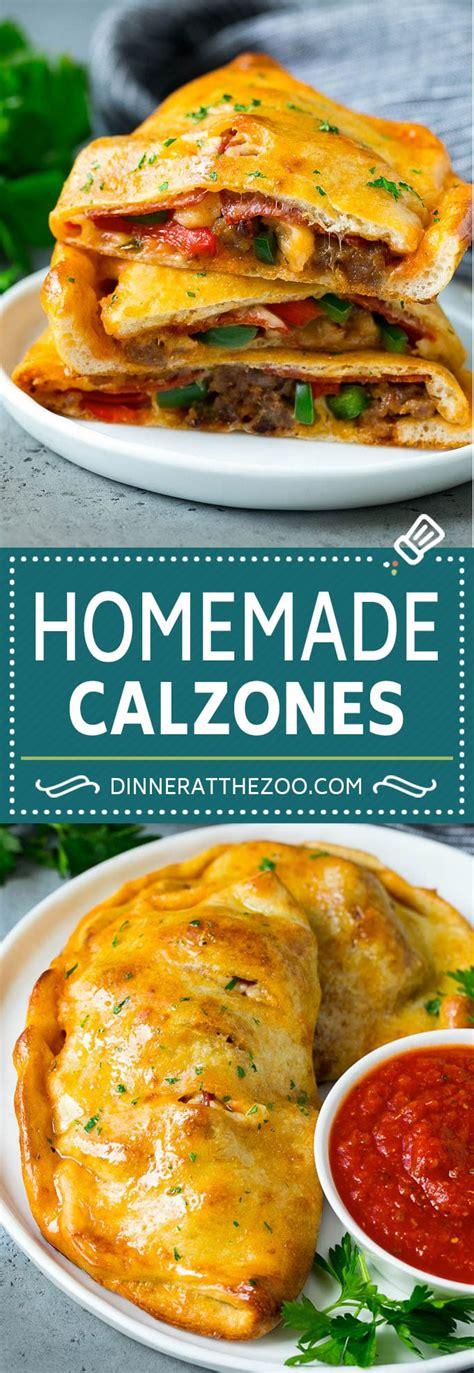 calzone recipe dinner   zoo