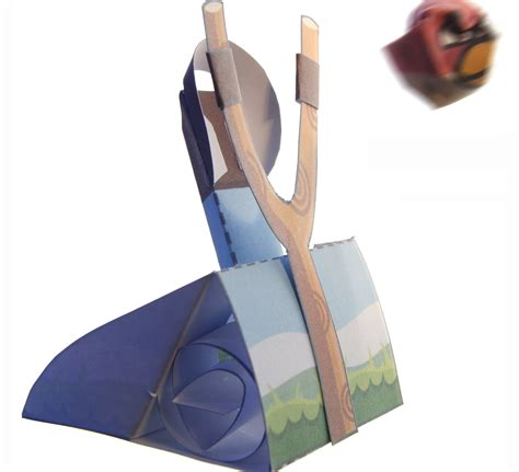 Toys With Paper - angry birds paper